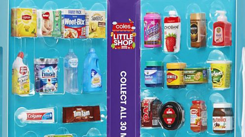 Coles little shop